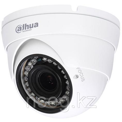 4Мп купольная HD-CVI камера с ИК-подсветкой до 30м. Dahua HAC-HDW1400RP-VF, фото 2