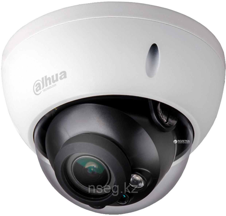2.4Мп купольная HD-CVI камера с ИК-подсветкой до 20м. Dahua HAC-HDBW2220RP-VF