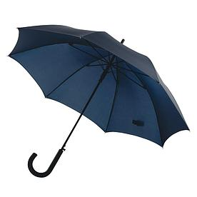 Зонт Ветроустойчивый темно-синий