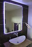 Профиля для светодиодных лент,  светодиодные профиля ЛСО Профиля алюминиевые, анодированные, цвет - серебро, фото 9
