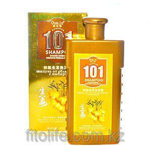 Шампунь 101 против выпадения волос