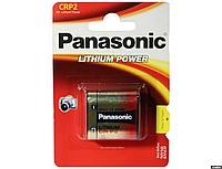 Батарейка Panasonic CR-P2 Lithium 6V (Made in USA)