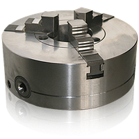 Патрон токарный (7100-0001) ф80 3-х кулачковый