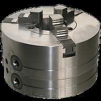 Патрон токарный (7100-0002) ф100 3-х кулачковый
