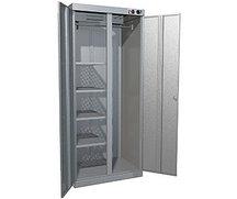 Шкаф  сушильный металлический  для одежды