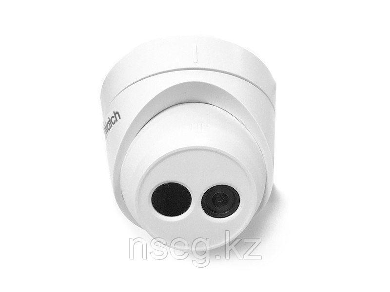 HiWatch DS-I113 1Мп уличная купольная IP камера с ИК-подсветкой до 10м