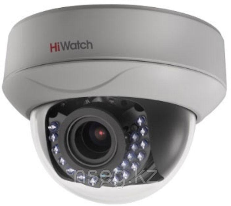 HiWatch DS-I128 1.3Мп уличная купольная IP камера с ИК-подсветкой до 20м