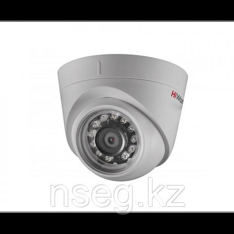 HiWatch DS-I223 2Мп внутренняя купольная IP камера с ИК-подсветкой до 10м., фото 2