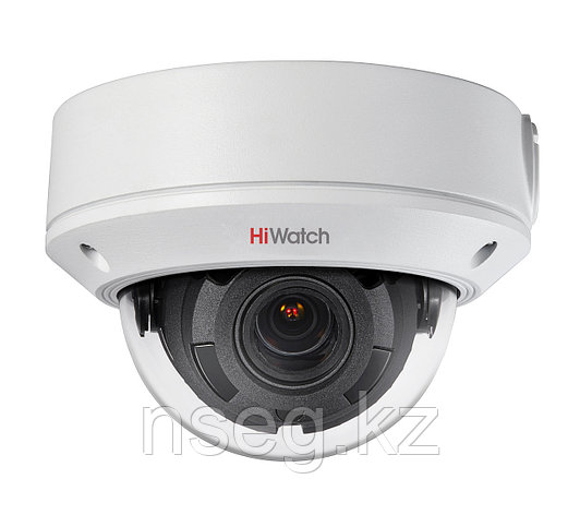 HiWatch DS-I208 2Мп уличная купольная IP камера с ИК-подсветкой до 30м, фото 2
