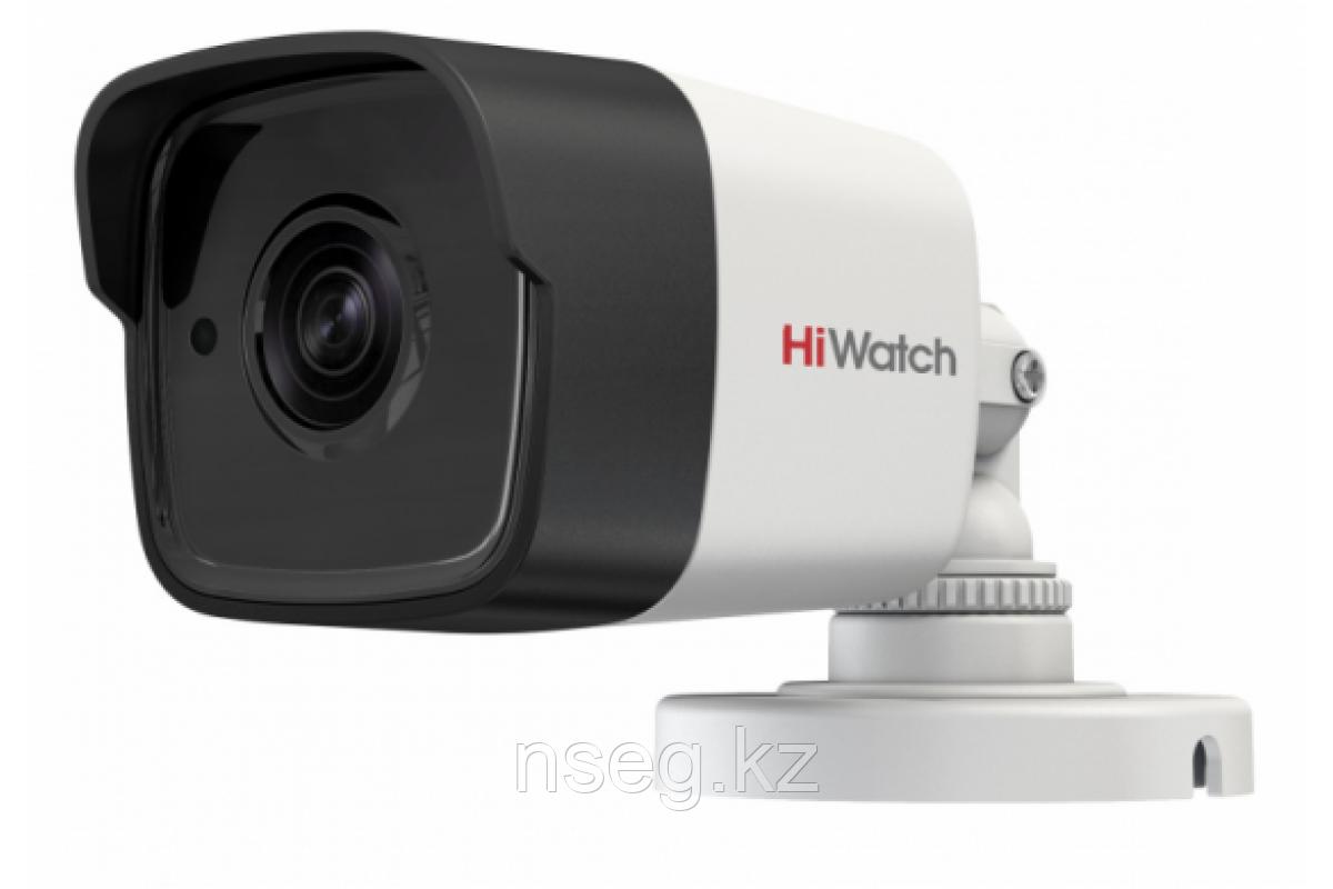 HiWatch DS-I200 2Мп уличная цилиндрическая IP камера с ИК-подсветкой до 30м