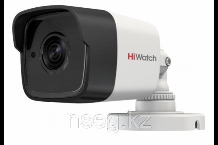 HiWatch DS-I200 2Мп уличная цилиндрическая IP камера с ИК-подсветкой до 30м, фото 2