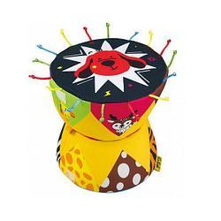Развивающая игрушка барабан - Там-там