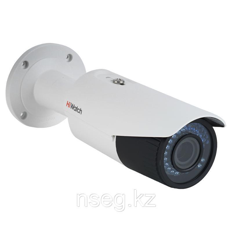 HiWatch DS-I206 2Мп уличная цилиндрическая IP камера с ИК-подсветкой до 30м