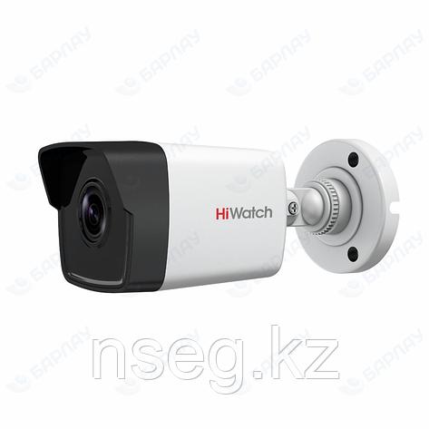 HiWatch DS-I41K 4Мп уличная цилиндрическая IP-камера с ИК-подсветкой до 30м, фото 2