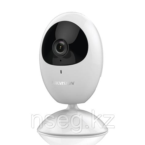 HIKVISION DS-2CV2U21FD-IW/64GB-T 1Мп уличная цилиндрическая IP камера с ИК-подсветкой до 30м., фото 2