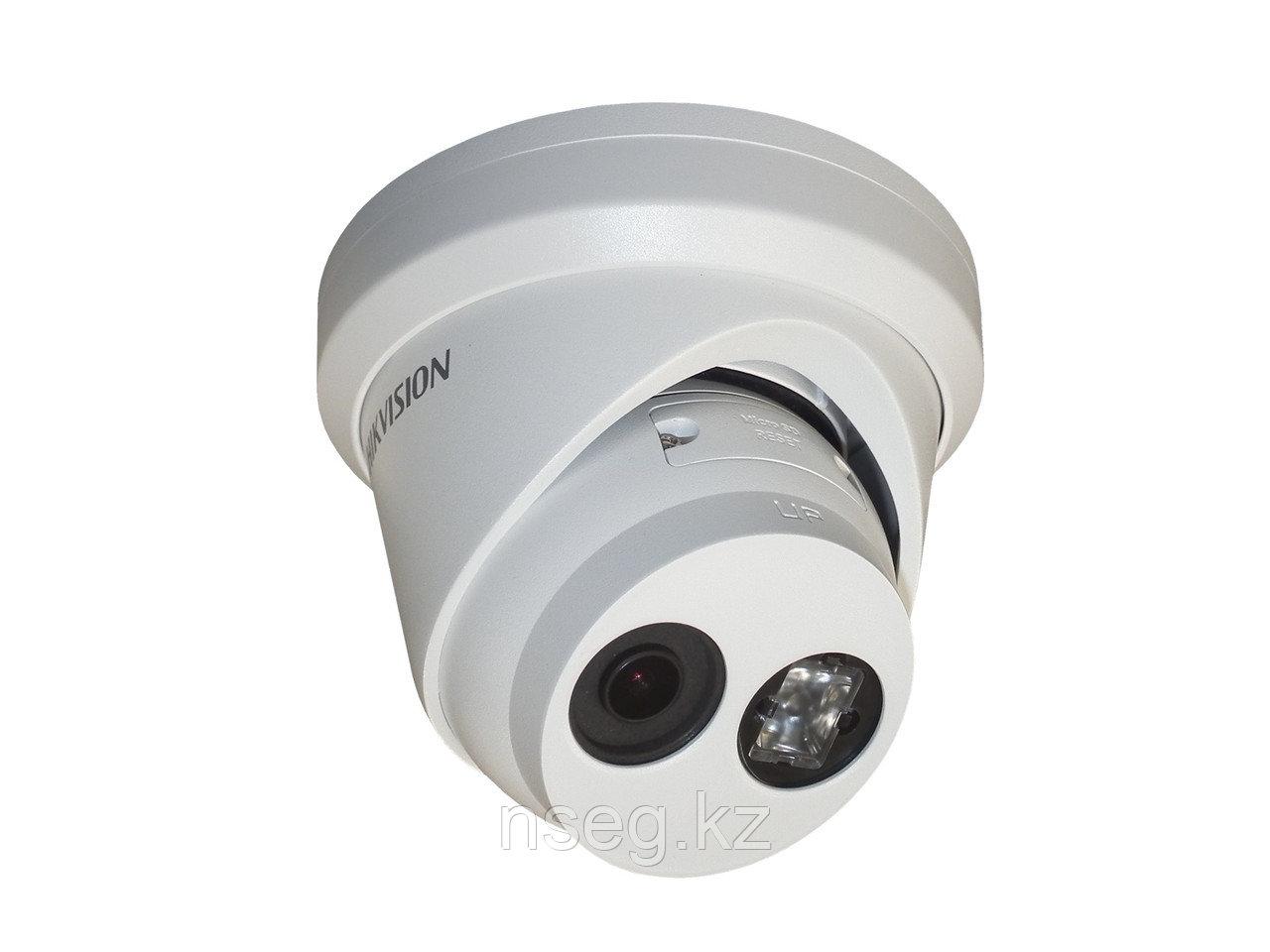 HIKVISION DS-2CD2385FWD-I купольная IP камера с ИК-подсветкой до 30м.