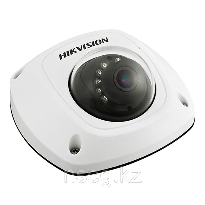 HIKVISION DS-2CD2542FWD-IWS 4Мп купольная Wi-Fi IP камера с ИК-подсветкой до 10м.