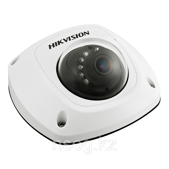 HIKVISION DS-2CD2552F-IS 5Мп купольная Wi-Fi IP камера с ИК-подсветкой до 30м.