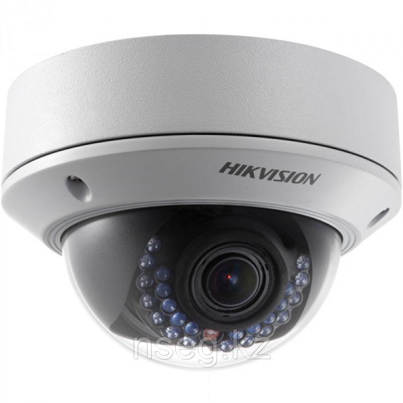 HIKVISION DS-2CD2722FWD-I 2Мп купольная IP камера с ИК-подсветкой до 30м.
