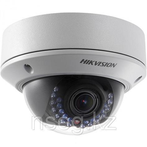 HIKVISION DS-2CD2722FWD-IS 2Мп купольная IP камера с ИК-подсветкой до 30м., фото 2