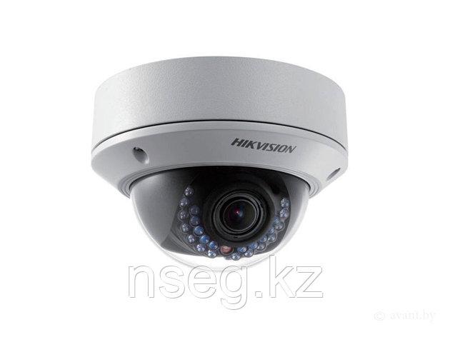 HIKVISION DS-2CD2742FWD-I 4Мп купольная IP камера с ИК-подсветкой до 20м., фото 2