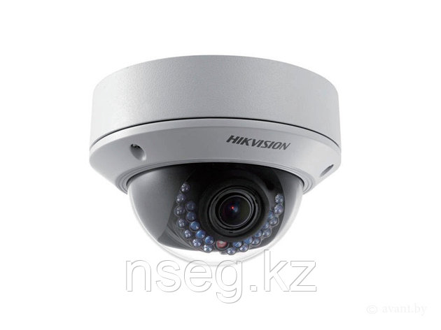 HIKVISION DS-2CD2742FWD-IS 4Мп купольная IP камера с ИК-подсветкой до 20м., фото 2
