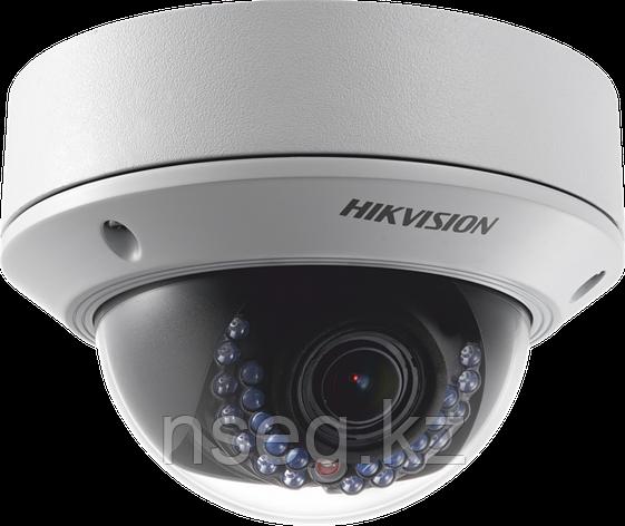 HIKVISION DS-2CD2752F-IS 5Мп купольная IP камера с ИК-подсветкой до 30м., фото 2