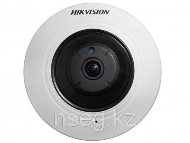 HIKVISION DS-2CD2942F-IW 4Мп купольная Wi-Fi IP камера с ИК-подсветкой до 10м., фото 2