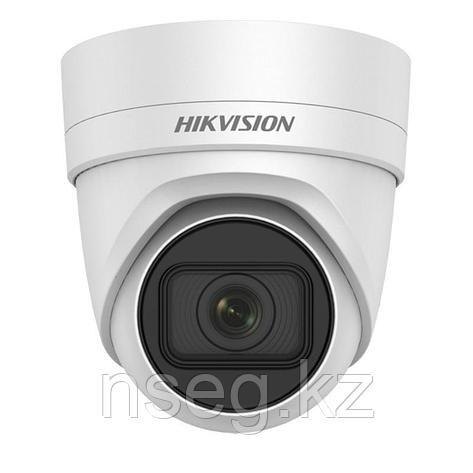 HIKVISION DS-2CD2H85FWD-IZ 2Мп купольная Wi-Fi IP камера с ИК-подсветкой до 30м., фото 2