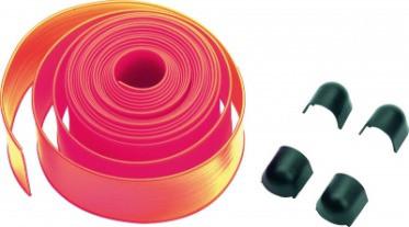 Пластиковые накладки для шлагбаума MOOVI-60, BFT- Италия (6,6 м) на стрелу