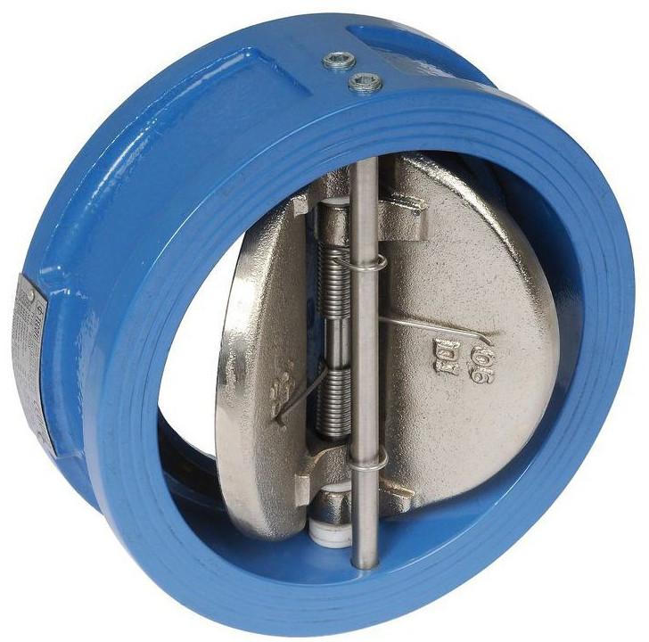 Клапан обратный межфланцевый Q100