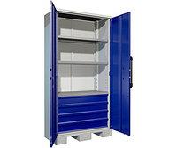 Шкафы  инструментальные тяжелые AMH TC AMH TC-003040