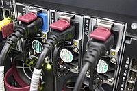 SPS-PS 1U 12V 550W NON-HTPLG GEN9