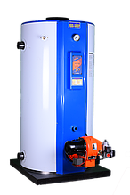 Котел отопительный (Дизельный) STS 1000 Jeil Boiler