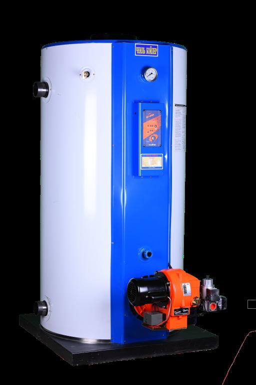 Котел отопительный (Дизельный) STS 4000 Jeil Boiler