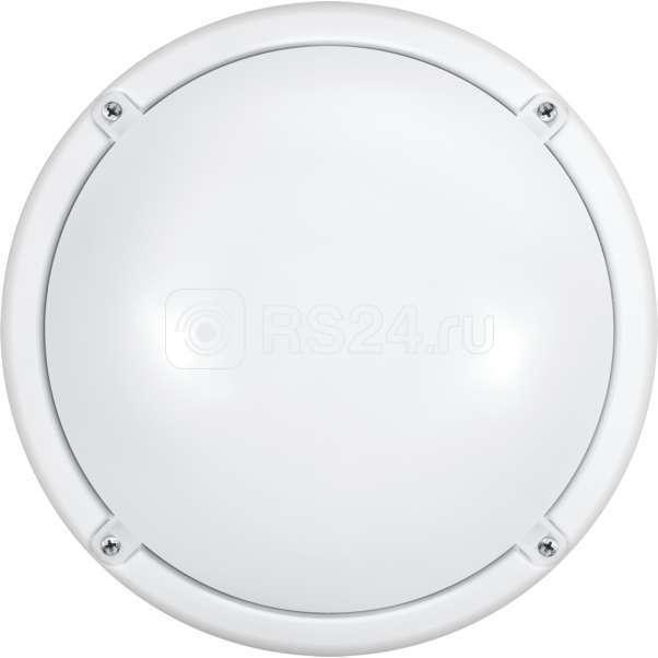 Светильник LED 71 623 OBL-R1-12-4K-WH-IP65-LED-SNRV 12Вт 4000К IP65 (оптико-акустич. датчик) ОНЛАЙТ