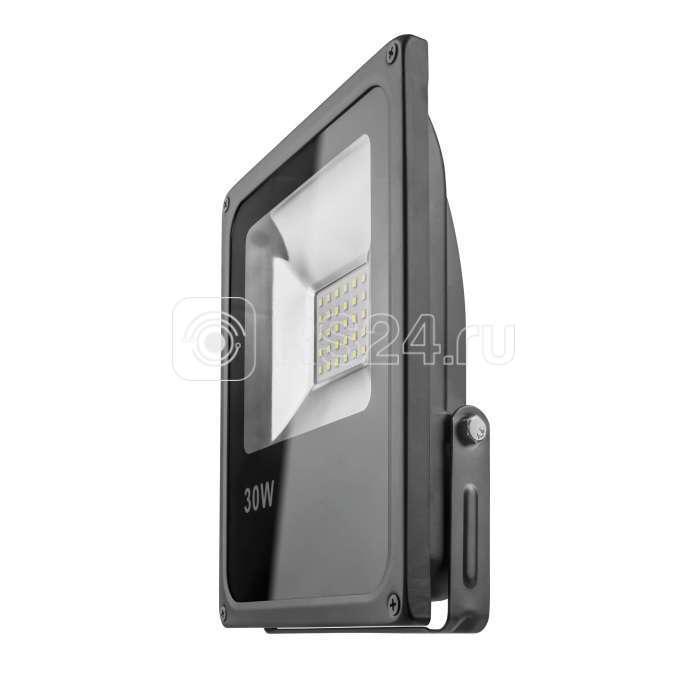 Прожектор 71 657 OFL-30-4K-BL-IP65-LED LED 30Вт IP65 4000К ОНЛАЙТ