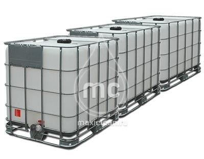 (100-514) Напольный грязеотстойник для автомойки 4000 литров