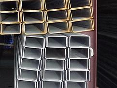 Швеллер гнутый 100х40x1.5 Ст3сп5 10 20 ГОСТ 8278-83