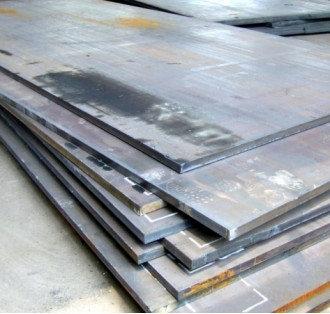 Лист ст.15 18х1850х5140мм (1344кг) 18мм, фото 2