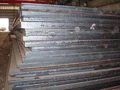 Лист ст.20ХГСНМ 34х480х820мм (105кг) ржав 34мм