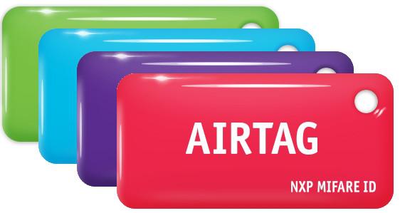 Бесконтактный брелок AIRTAG Mifare ID Standard