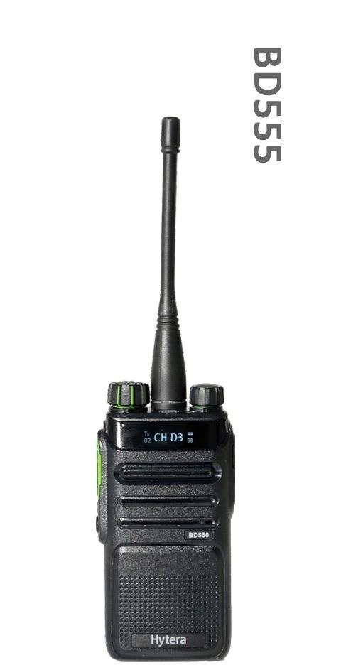 Радиостанция HYTERA BD555