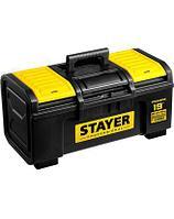 Ящик для инструмента STAYER 38167-19 TOOLBOX-19, 480*270*240 мм
