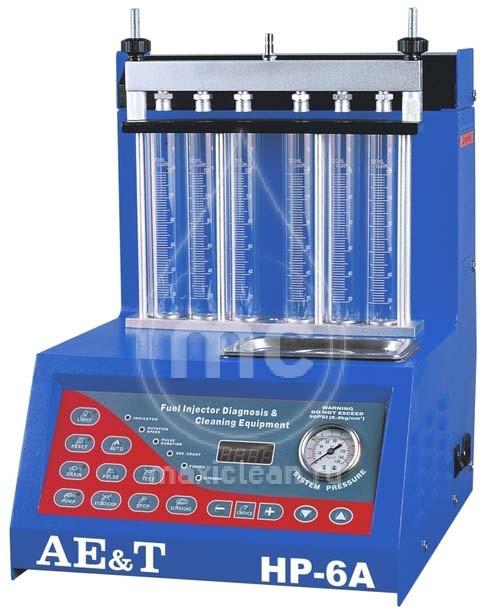 Установка для проверки с встроенной ультразвуковой очисткой 6A