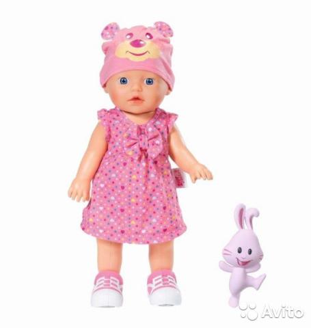 Кукла BABY born Топ-топ 32 см