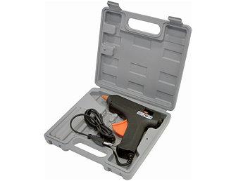 (14350) Пистолет клеевой, диаметр 11 мм, 70 Вт, в чемоданчике