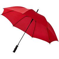 Зонт красный  .