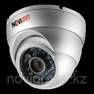 Всепогодная видеокамера AHD 1Mp AC12W NOVIcam