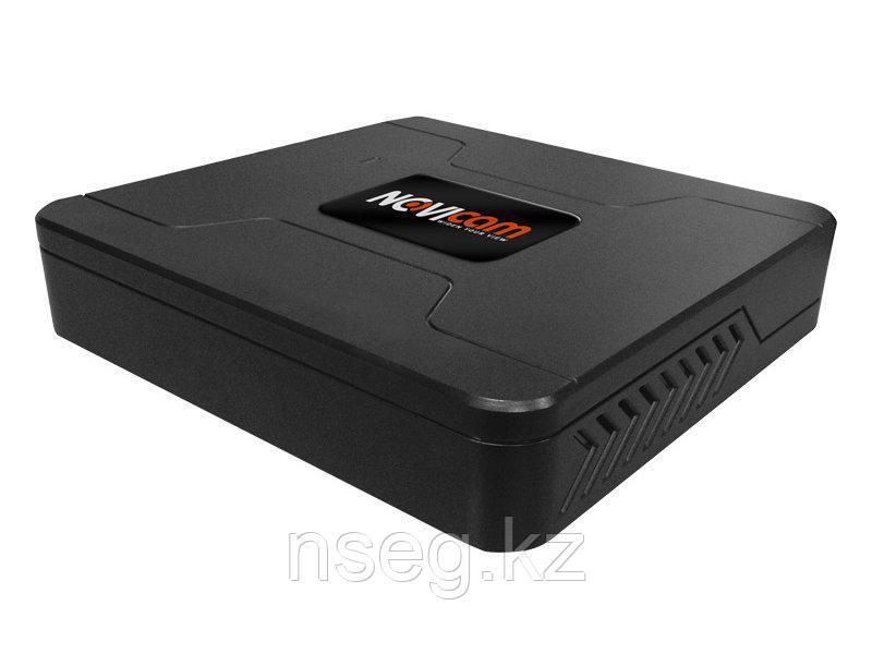 NOVICAM AR1104F 4-канальный аналог+AHD + IP видеорегистратор
